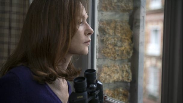 PHOTO: Isabelle Huppert in