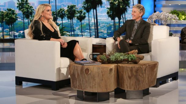 PHOTO: Jessica Simpson appears on