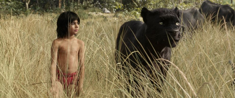 """PHOTO: Neel Sethi in """"The Jungle Book."""""""