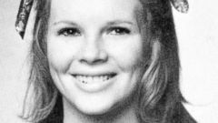 PHOTO: Kim Basinger in her Senior Year Clarke Central High School yearbook photo, 1971, in Athens, Georgia.
