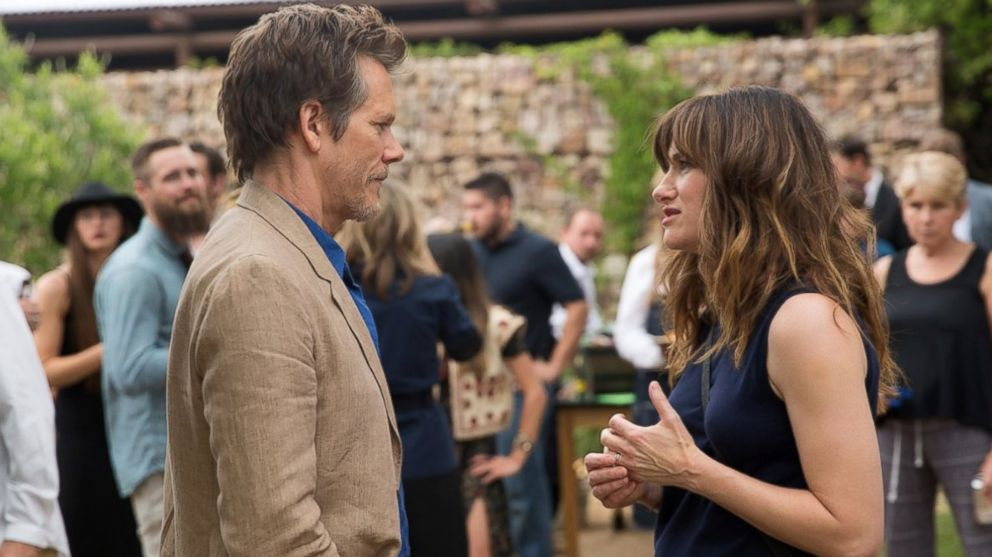 PHOTO: Kevin Bacon and Kathryn Hahn in Amazon Studios' 'I Love Dick.'