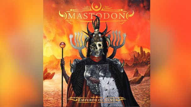 "PHOTO: Mastodon - ""Emperor of Sand"""