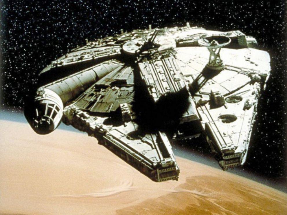 star wars millenium falcon - photo #28