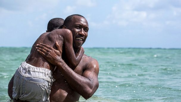 PHOTO: Mahershala Ali, as Juan, and Alex R Hibbert, as Little, in a scene from