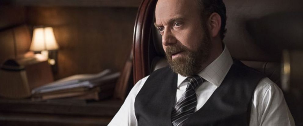 "PHOTO: Paul Giamatti as Chuck Rhoades in ""Billions"" (2016)."