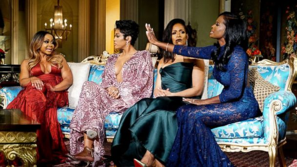 PHOTO: Phaedra Parks, Porsha Williams, Sheree Whitfield and Shamea Morton appear on