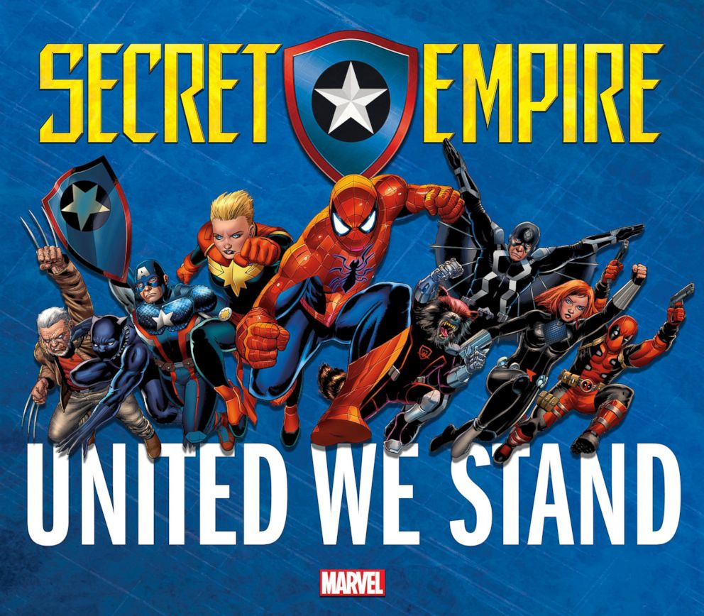 PHOTO: Secret Empire - United We Stand