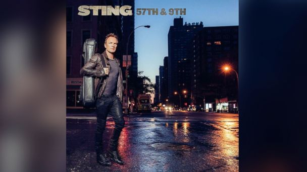 "PHOTO: Sting - ""57th & 9th"""