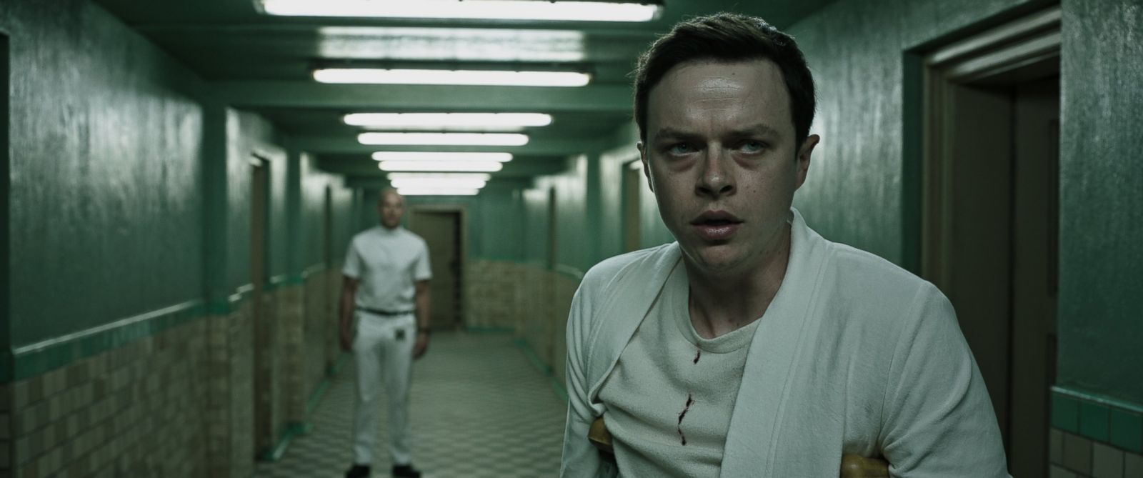 "PHOTO: Dane DeHaan is seen here in ""The Cure for Wellness."""