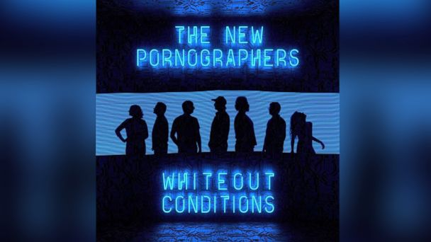 "PHOTO: ""Whiteout Conditions"" by The New Pornographers."