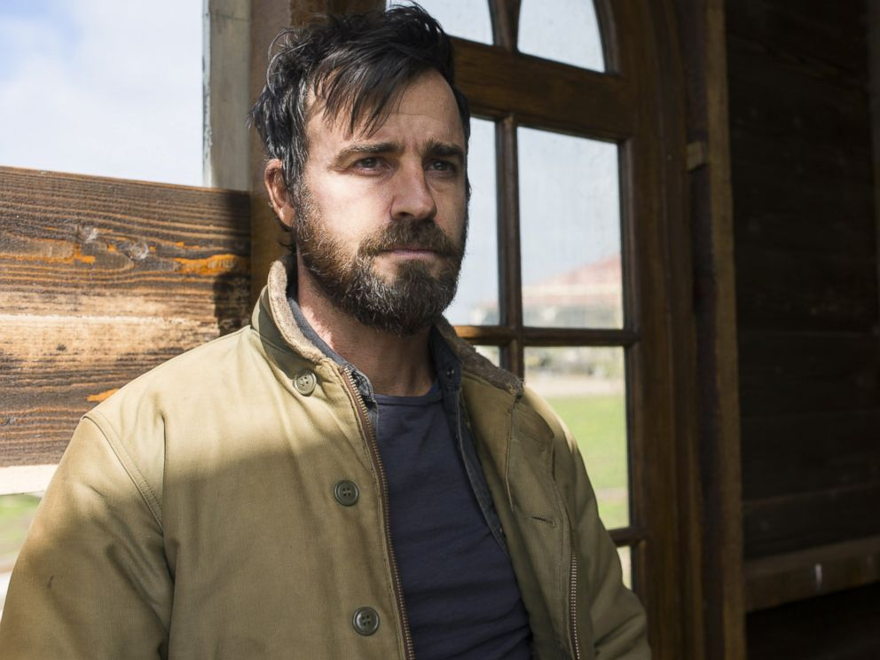 PHOTO: Justin Theroux in a scene of The Leftovers.