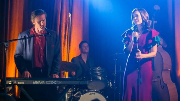 PHOTO: Mandy Moore, right, as Rebecca, in a scene from