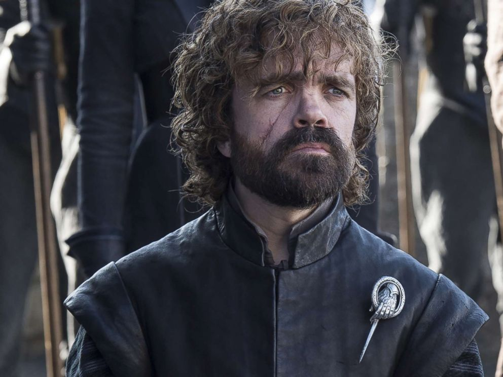 PHOTO: Peter Dinklage as Tyrion Lannister in the Game of Thrones.