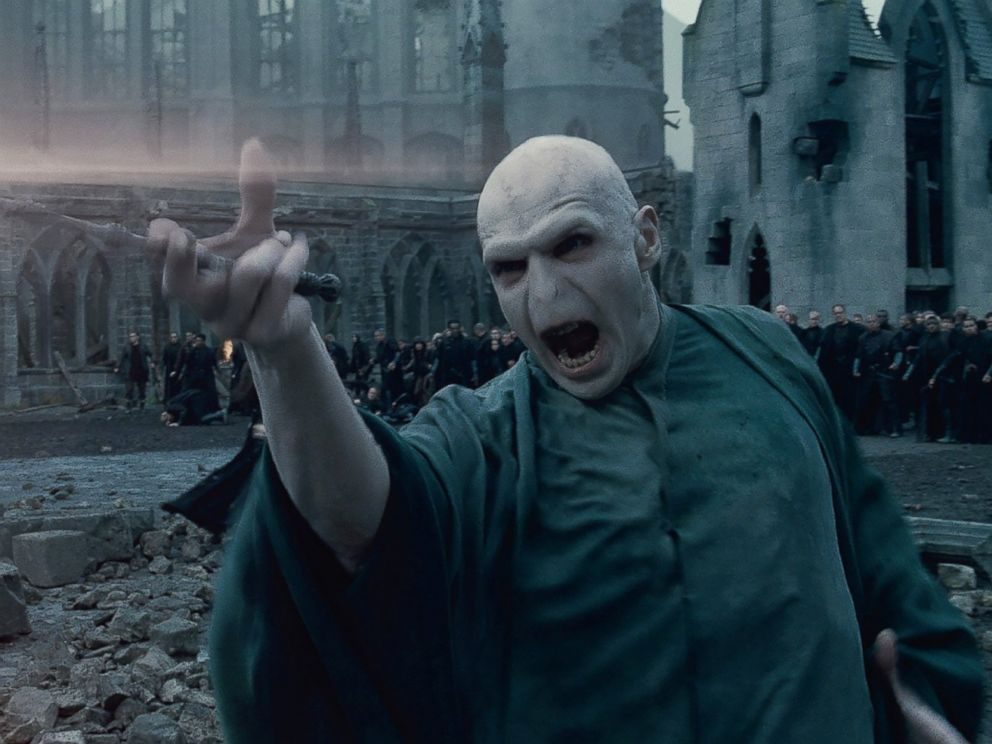 PHOTO: Ralph Fiennes in Harry Potter and the Deathly Hallows: Part 2.