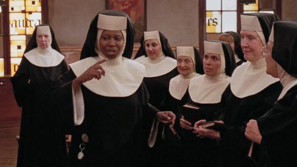 PHOTO: Whoopi Goldberg appears in a still from the 1992 musical