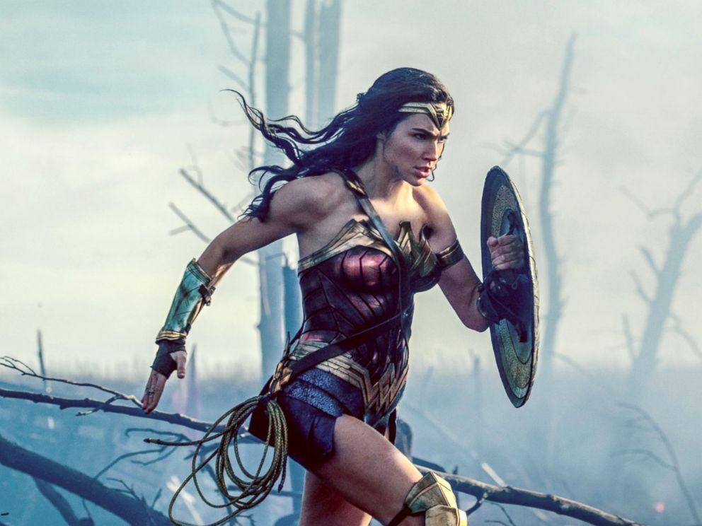 PHOTO: Gal Gadot in Wonder Woman.