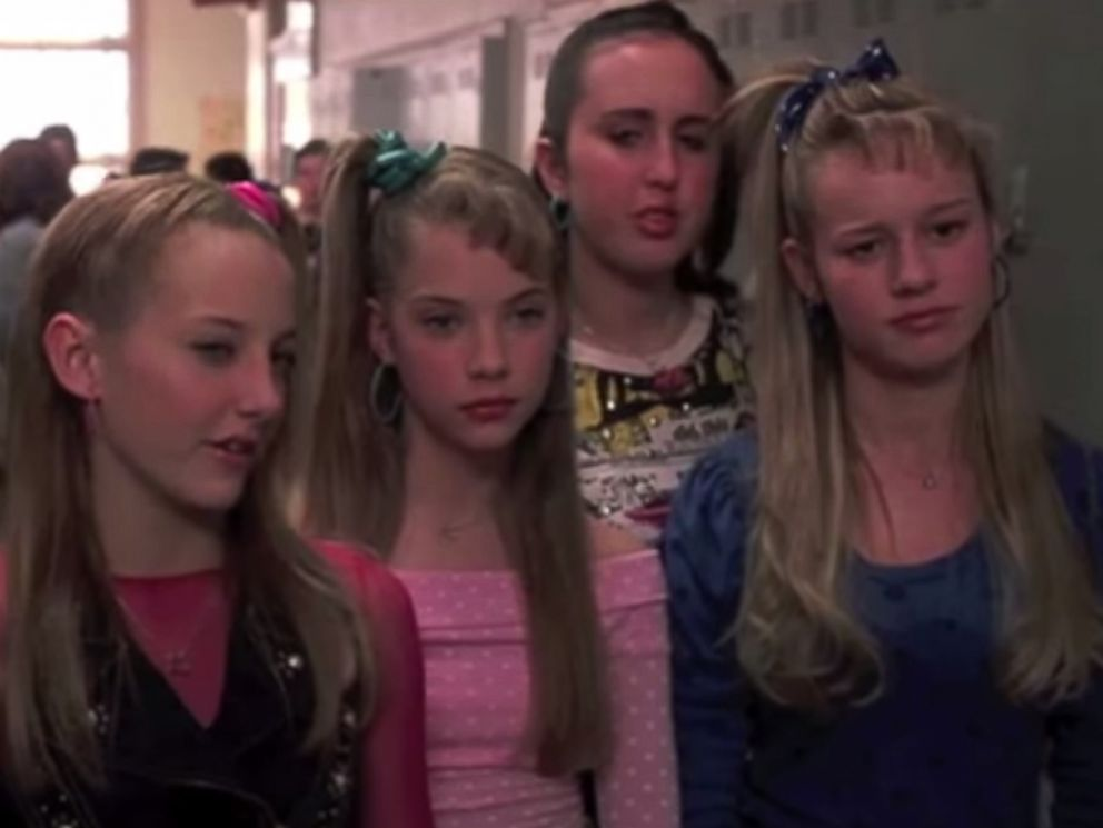 PHOTO: Brie Larson, right, stars in 13 going on 30, 2004.