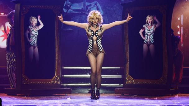 HT DSC8280Truscello britney spears jt 131228 16x9 608 Britney Spears Opening Night in Vegas Draws Rave Reviews