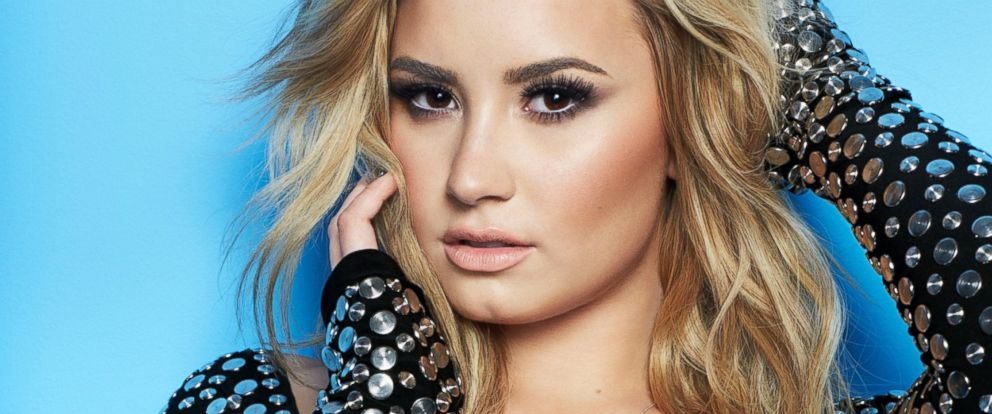 PHOTO: Demi Lovato poses in the June 2014 issue of Cosmopolitan.