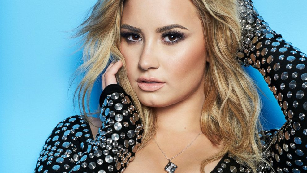 PHOTO: Demi Lovato poses in the June 2014 issue of Cosmopolitan.