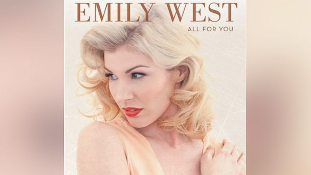 "PHOTO:Emily Wests ""All For You"" album"
