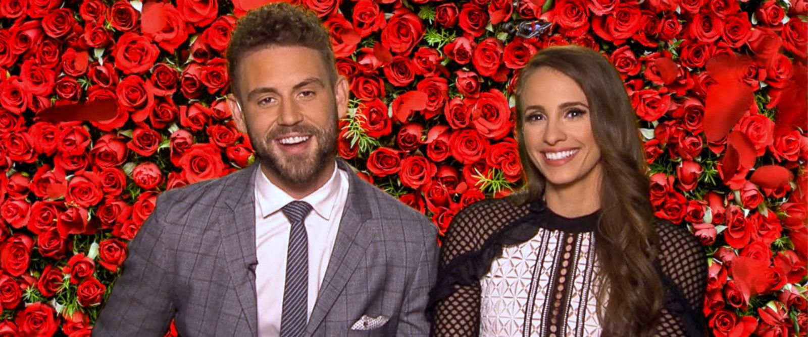 "PHOTO: ""The Bachelor"" stars Nick Viall and Vanessa Grimaldi appeared on ""Good Morning America"" and discussed their future plans together as a couple."