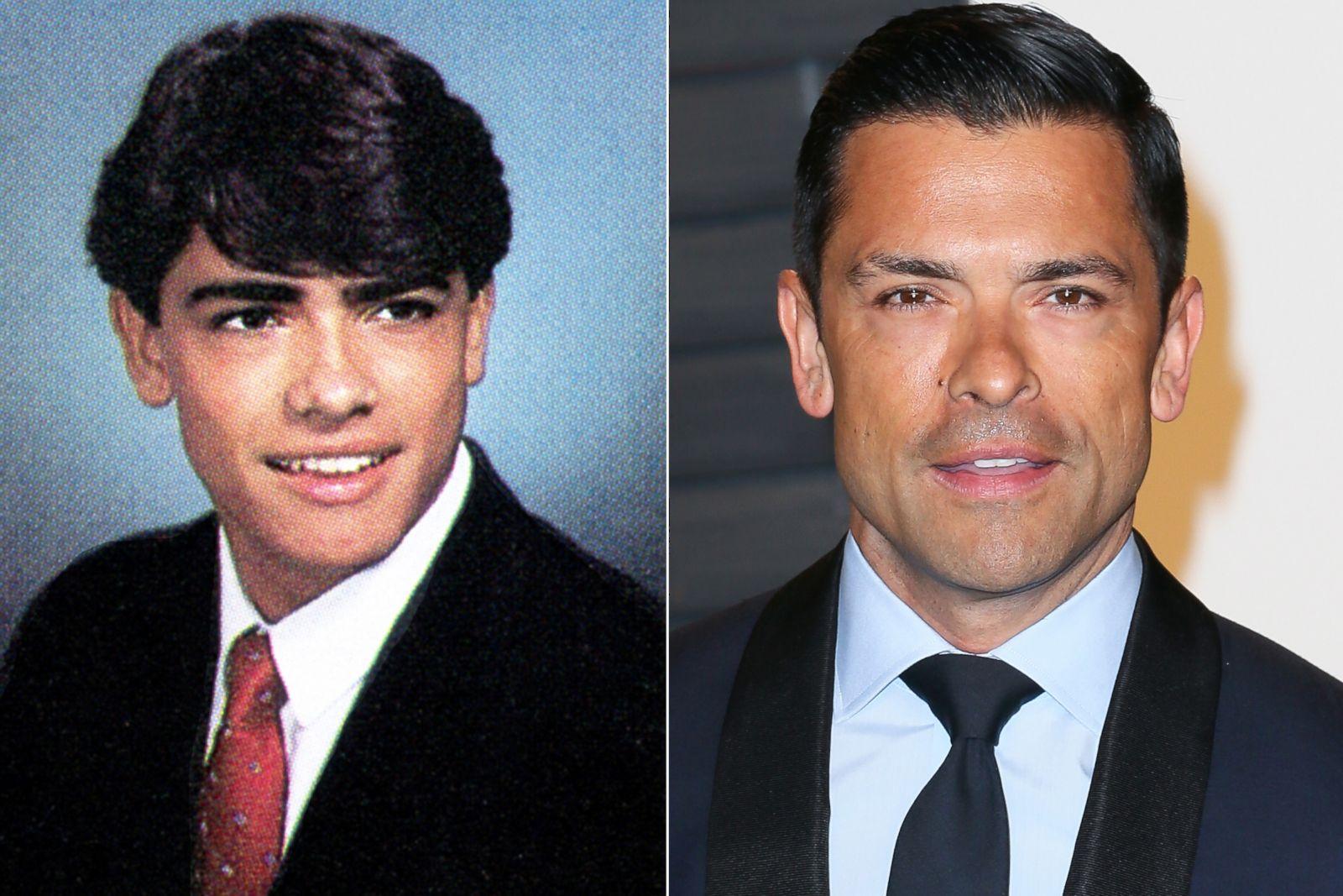 Mark Consuelos Parents