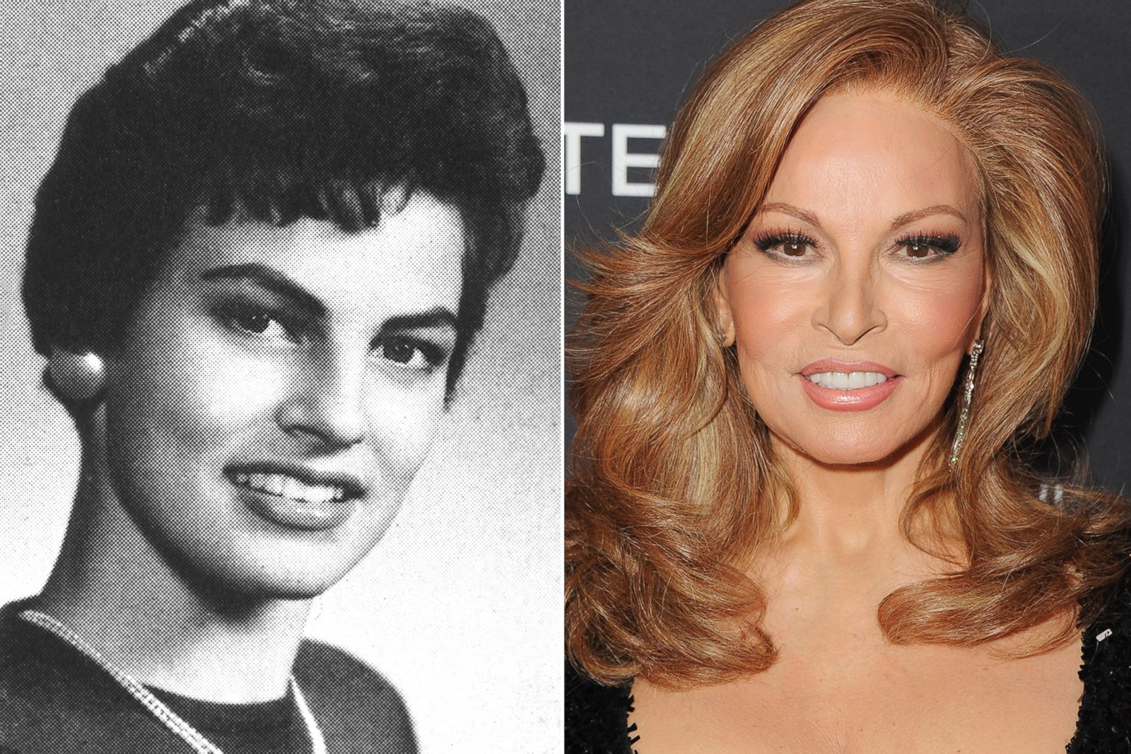 Celebrities When They Were Babies Ht gty raquel welch ml 140904     Raquel Welch Now And Then