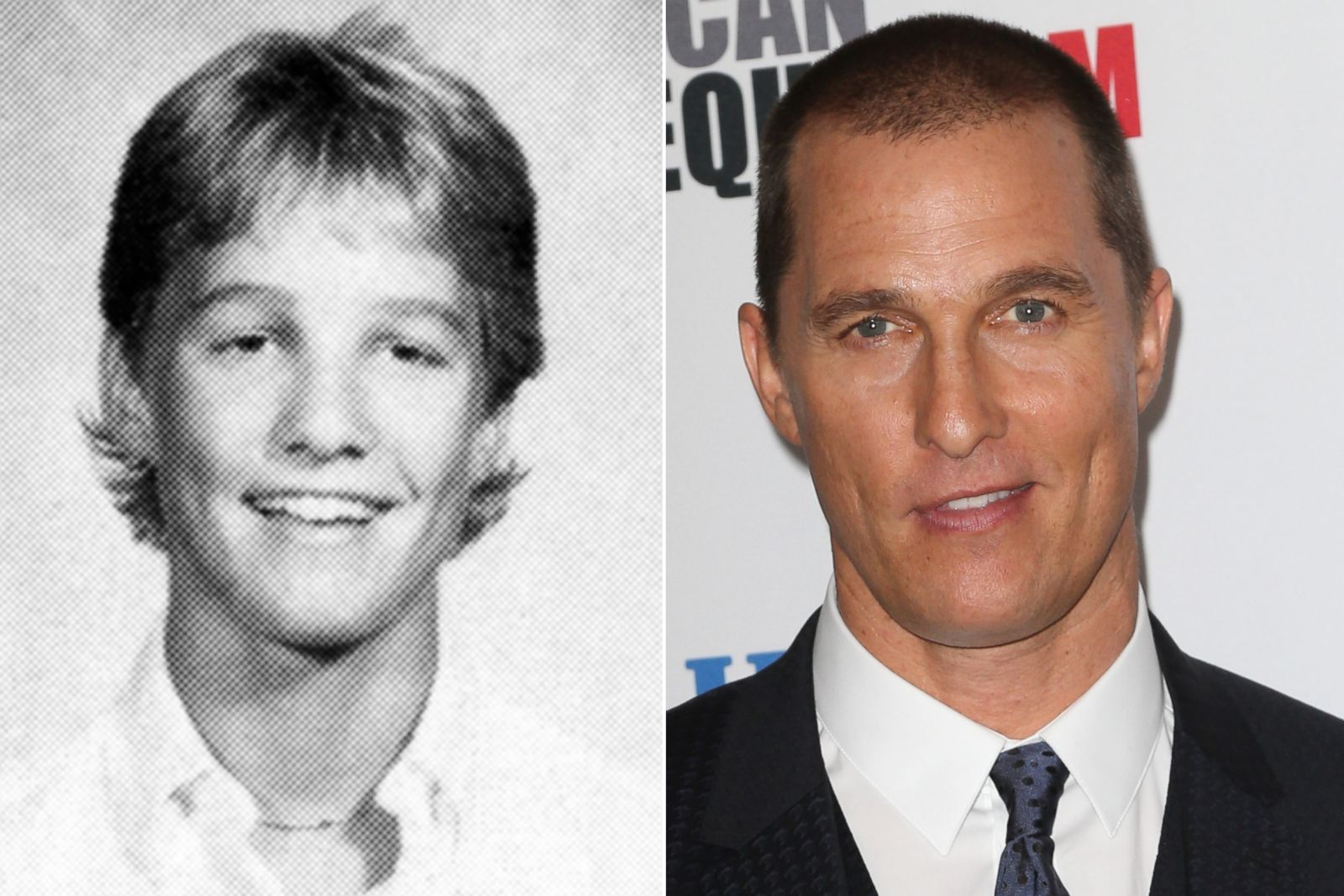 matthew mcconaughey picture before they were famous