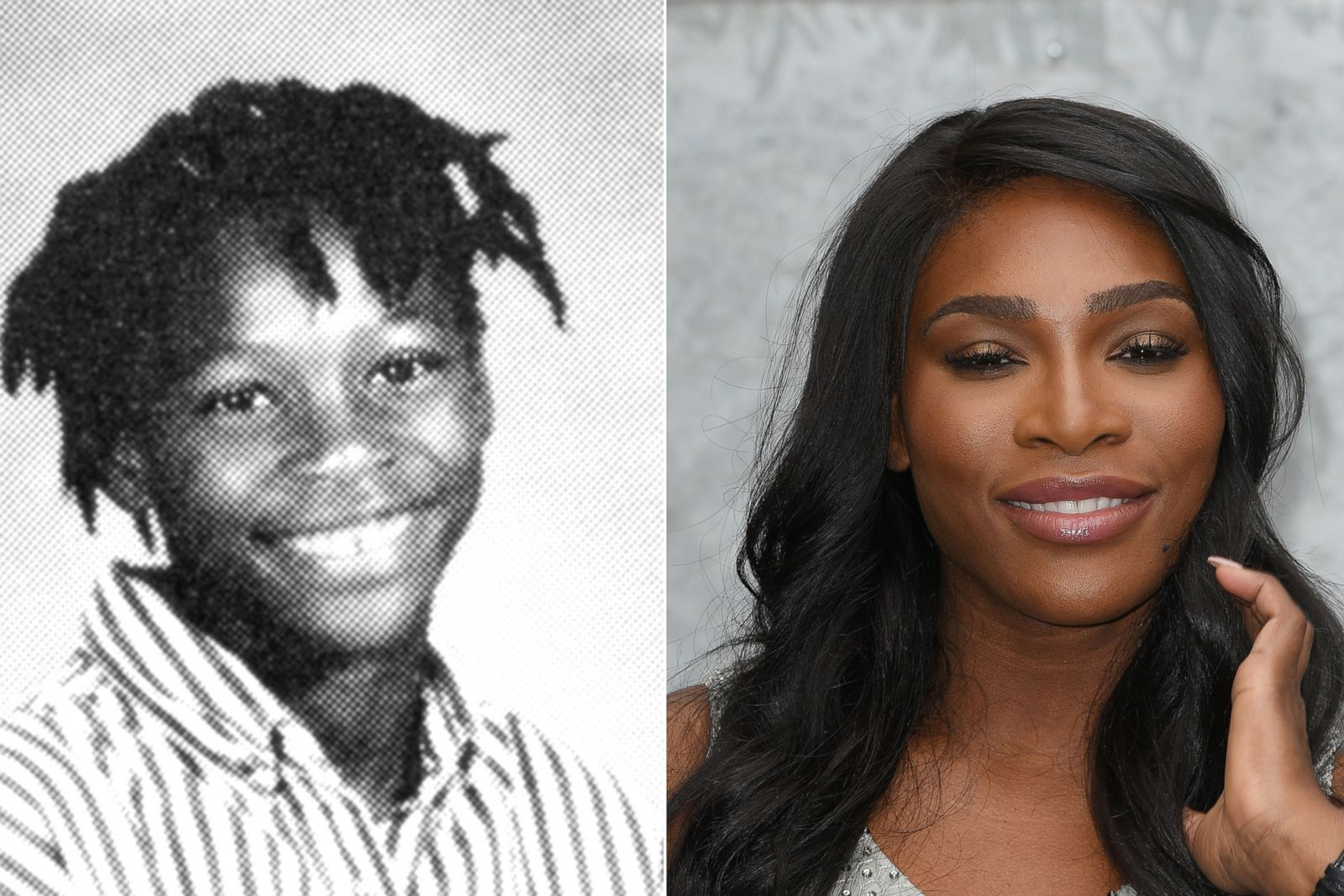 Serena Williams Picture Before They Were Famous Abc News