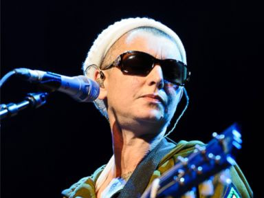 Check Out Sinead O'Connor's Amazing Glam Makeover