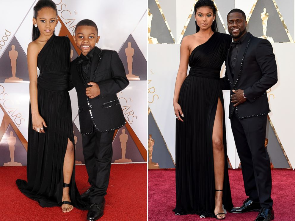 PHOTO: Toddlers Rock Oscars 2016 Red Carpet Fashions