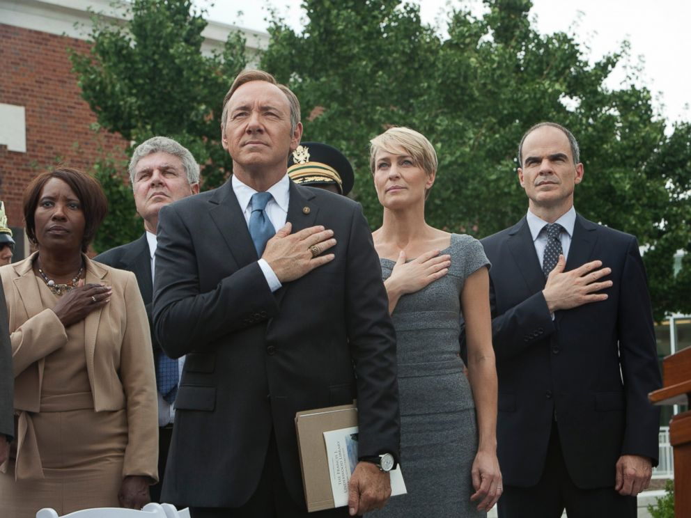 PHOTO: House of Cards, Season1.