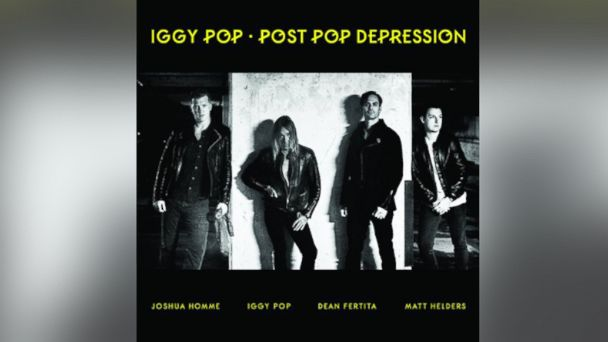PHOTO:Post Pop Depression by Iggy Pop
