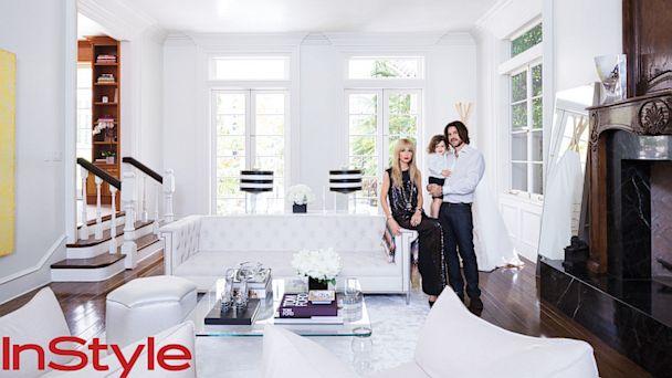 HT InStyle Rachel Zoe 2 jt 130828 16x9 608 Go Inside Rachel Zoes Beverly Hills Home