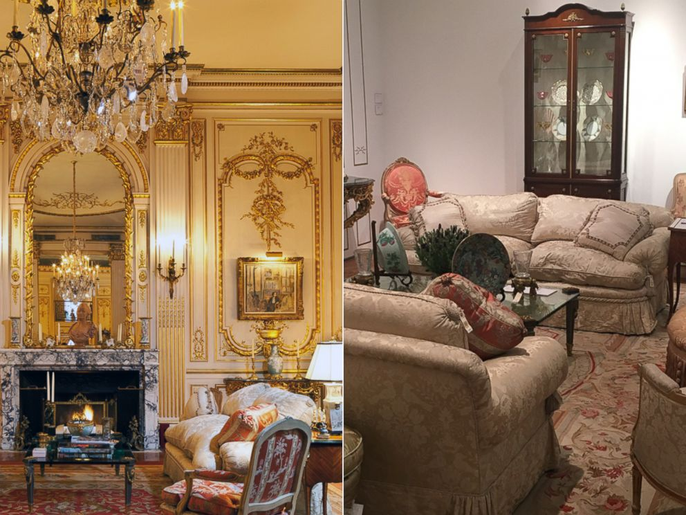 Joan Rivers Apartment Building inside joan rivers' private collection of jewelry, clothes and