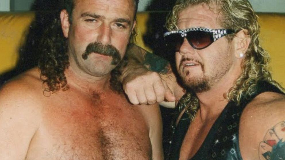former wwf wrestler jake the snake roberts story of resurrection i wanted to die abc news