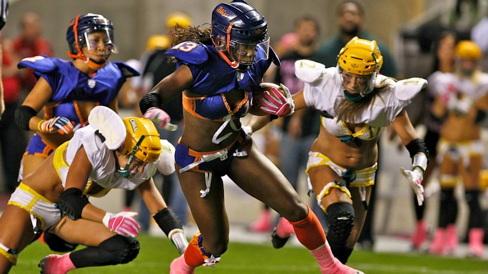 PHOTO: Legends Football League