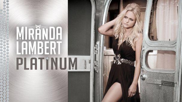 HT Miranda Lambert ml 140310 16x9 608 Miranda Lambert Reveals New Album Cover, Live GMA Performance