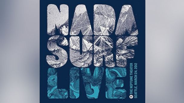 "PHOTO:Nada Surfs ""Live At The Neptune Theatre"" album"