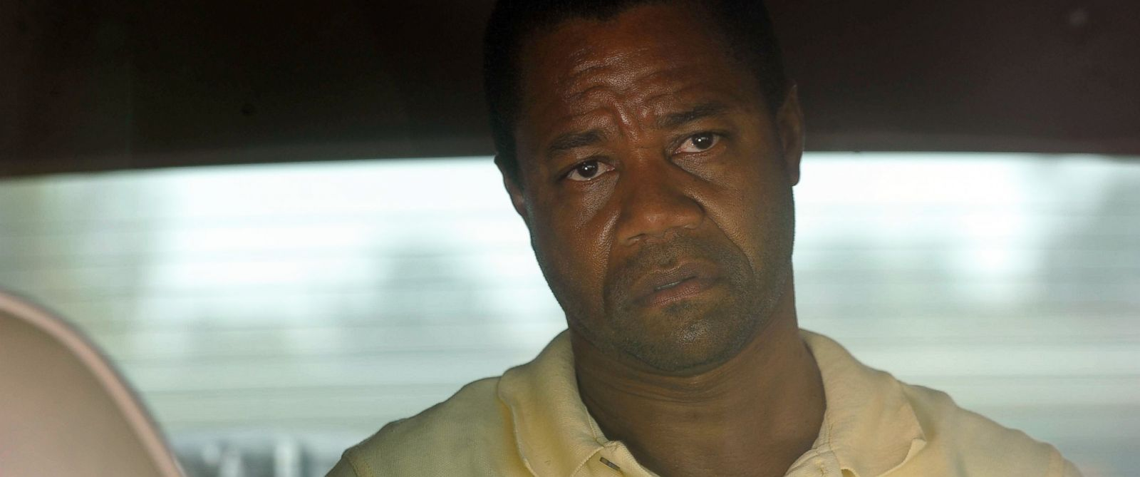 "PHOTO: Cuba Gooding, Jr. as O.J. Simpson in ""THE PEOPLE v. O.J. SIMPSON: American Crime Story."""