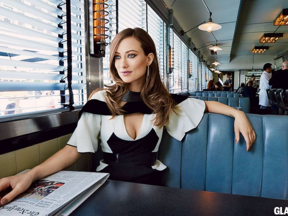 PHOTO: Olivia Wilde in Glamour magazine.