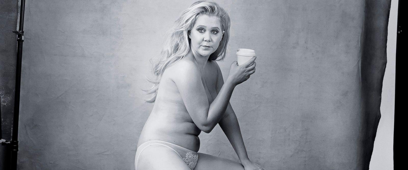 nearly nude older women