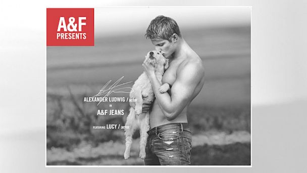 HT abercrombie fitch2 ad ml 130710 16x9 608 New Abercrombie & Fitch Models Follow in Famous Stars Footsteps
