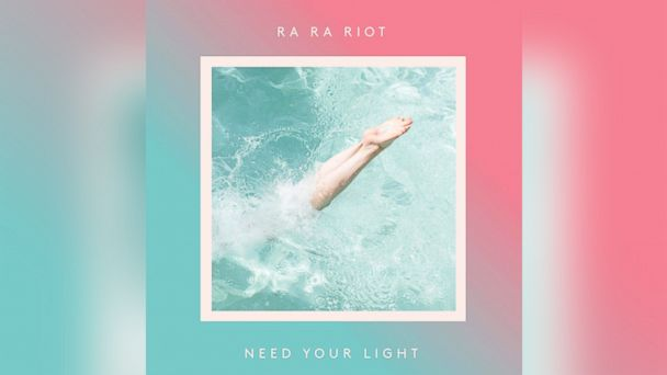 "PHOTO: Ra Ra Riot - ""Need Your Light"""