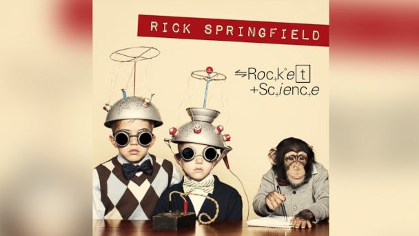 "PHOTO: Rick Springfield - ""Rocket Science"""
