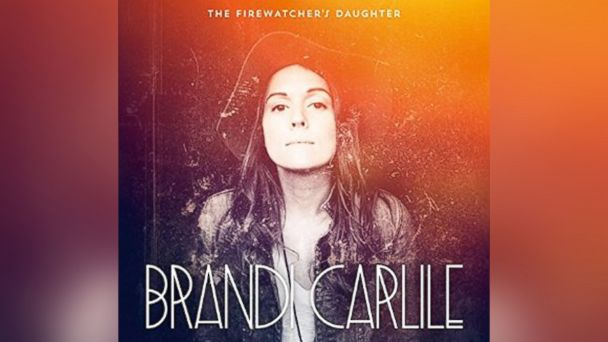 PHOTO: Brandi Carlile - The Firewatchers Daughter