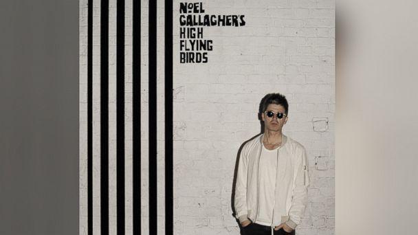 PHOTO: Noel Gallaghers High Flying Birds - Chasing Yesterday