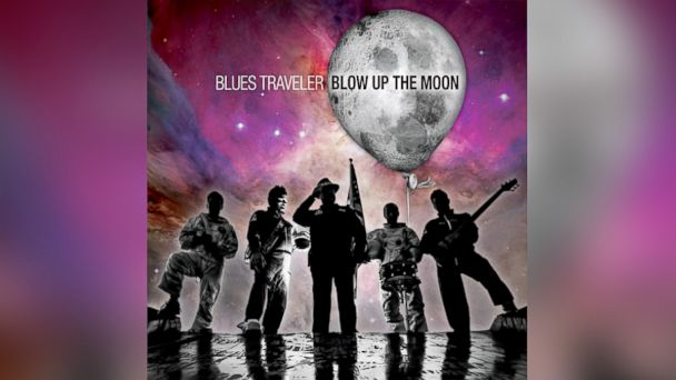 "PHOTO: Album review - Blues Travelers ""Blow Up The Moon."""