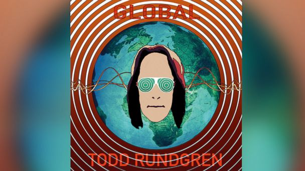 "PHOTO: Album review - Todd Rundgrens ""Global."""